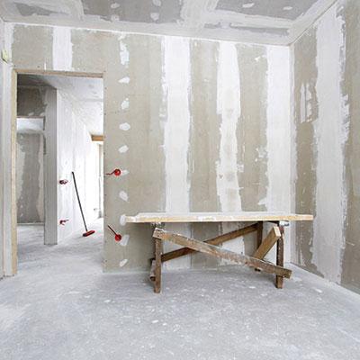 Castle Rock Drywall Installation